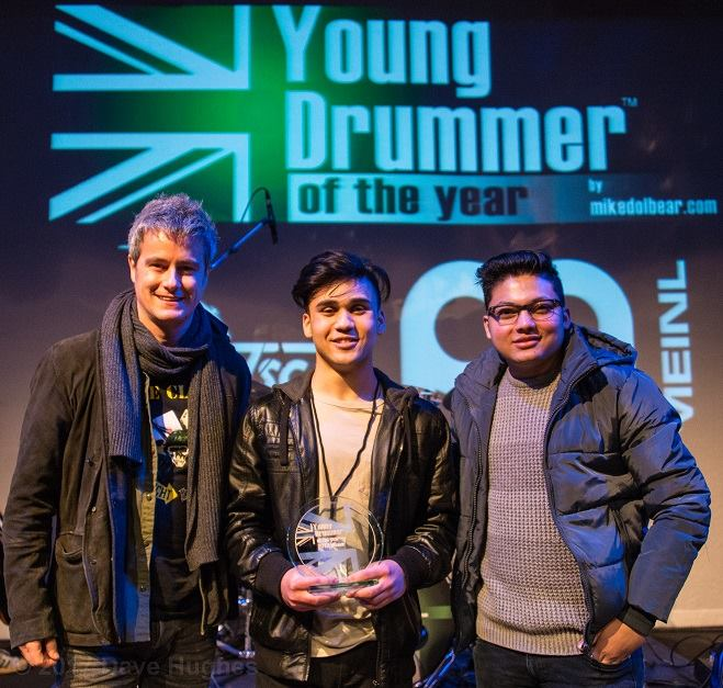 UK Young Drummer of The Year